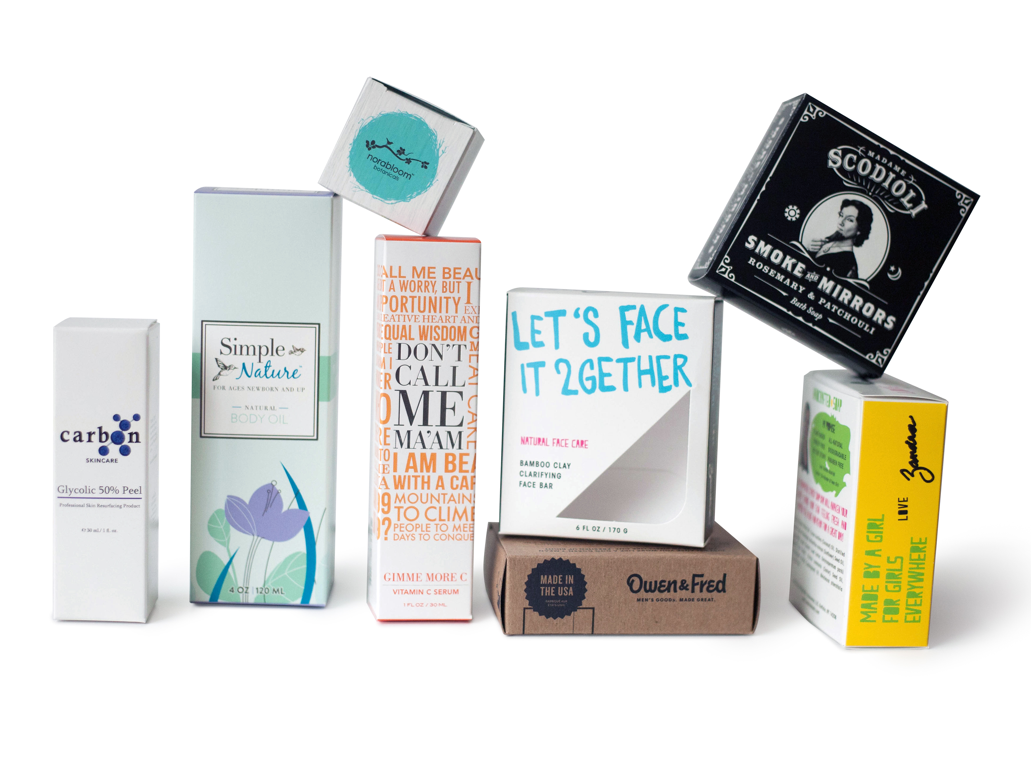 Types of Custom Cosmetic Boxes Used by Cosmetic Brands